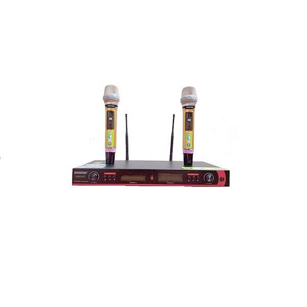 Micro Không Dây Karaoke Shure UGX10-II